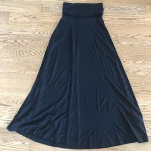 GAP floor length skirt